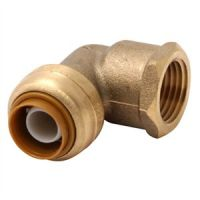 Fittings - Brass Push To Connect