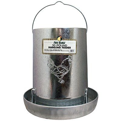 Poultry Feeders & Waterers