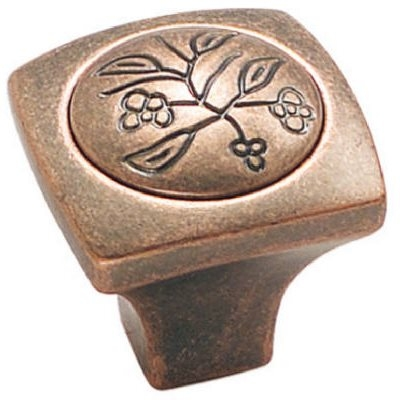 Copper Cabinet Knobs