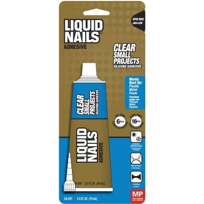 Image of 2.5-oz. Clear Small Projects Adhesive