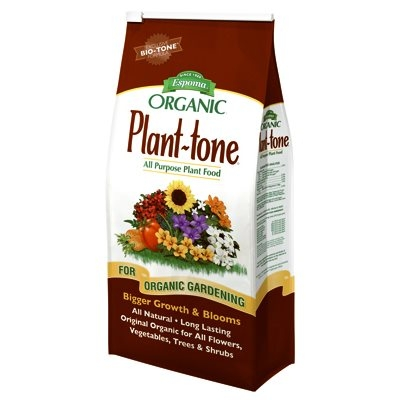 Image of Plant-Tone Plant Food, 5-3-3, 8-Lb.