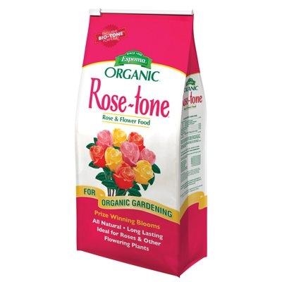 Image of Rose-Tone Rose Food,4-3-2, 8-Lb.