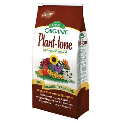 Image of Plant-Tone All-Natural Plant Food, 5-3-3 Formula, 18-Lbs.
