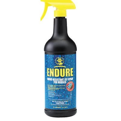 Image of Endure Sweat-Resistant Fly Spray, 32-oz.