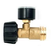 Propane Safety Gas Gauge & Leak Detector
