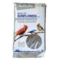Black Oil Sunflower Bird Seed, 20-Lbs.