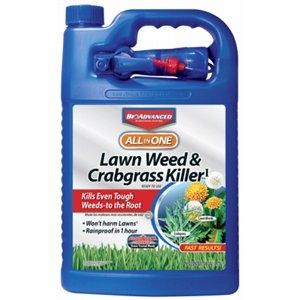 Image of BioAdvanced Lawn Weed & Crabgrass Killer, 1-Gal.
