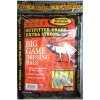 Big Game Quartering Bag, Washable Knit, Natural