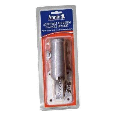 Image of 1-Inch Cast Aluminum Multi-Position Flag Pole Bracket