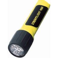 6-1/2 Inch Yellow Propolymer LED Flashlight