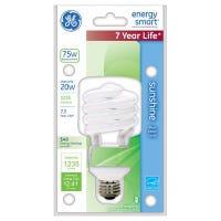 20-Watt CFL Sunlight Bulb
