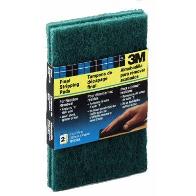 2-Pack Final Stripping Pads