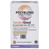 7-Lb. Polyblend Linen #122 Sanded Grout