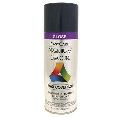 Premium Decor Spray Paint, Royal Blue Gloss, 12-oz.