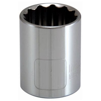 1/2-Inch Drive 1-1/4-Inch 12-Point Socket