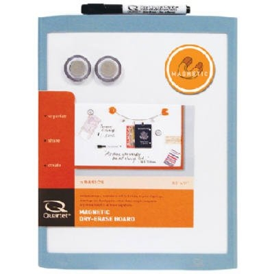 Image of Magnetic Dry Erase Board, White, 8.5 x 11-In.