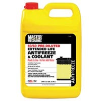 Antifreeze & Coolant, Long Life, 50/50, 1-Gal.