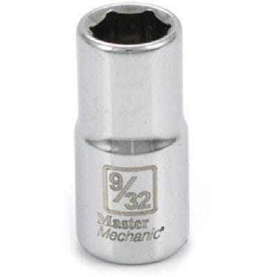1/4-Inch Drive 5/16-Inch 6-Point Socket