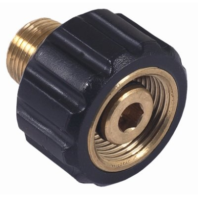 Image of 3/8-Inch Male Pressure Washer Screw Coupler