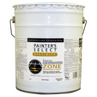 Speciality Flat Yellow Oil-Based Field & Zone Marking Paint, 5-Gallons
