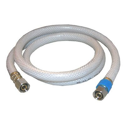 Appliance & Faucet Water Supply Connector, Flexible Poly, 3/8 Compression x 3/8 Compression x 36-In.