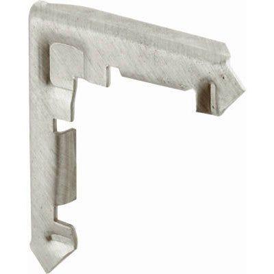 Screen Corner, Mill Finish Aluminum, 5/16-In. Flange, 20-Pk.