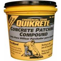 Concrete Patch, Premixed, 1-Qt.