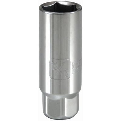 Image of 3/8-Inch Drive 13/16-Inch 6-Point Spark Plug Socket