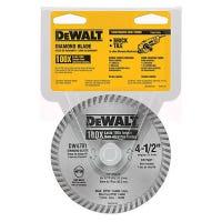 Dry-Cut Diamond Wheel, 4.5-In.