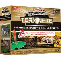 Terminate Termite Killing Stakes, 15-Ct.