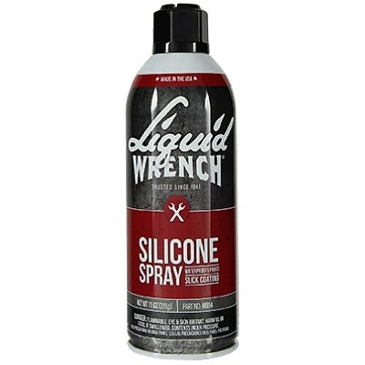 Image of Silicone Spray Lubricant, 11-oz.