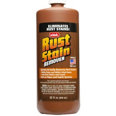 Rust Stain Remover, 32-oz.
