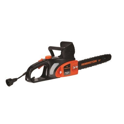 Electric Chainsaw, 12-Amp Motor, 16-In.