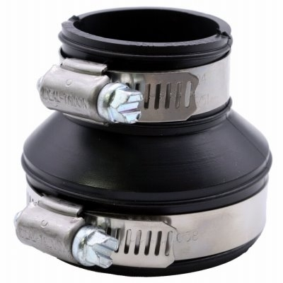 Image of Tubular Drain Pipe Connector, 2 x 1.5-In. or 1.25-In.