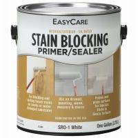 Stain Blocking Primer/Sealer, Oil Base, White, 1-Gallon