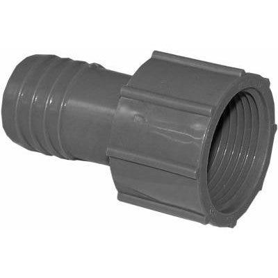 Poly Female Pipe Thread Insert Adapter, 1-In.