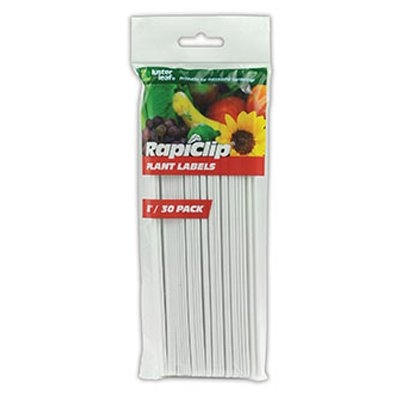 Image of Plant Labels, 8-In., 30-Pk.