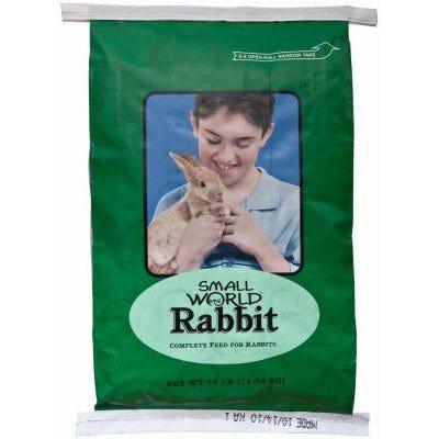 Small World Rabbit Feed, 10-Lbs.