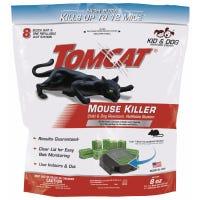 Mouse Killer Station, Refillable, 8-Pk.