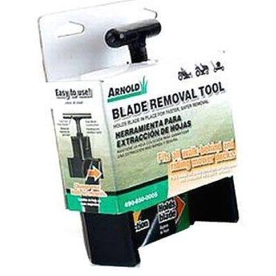 Universal Mower Blade Removal Tool