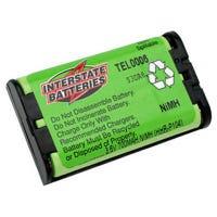 Cordless Telephone Battery, 3.6-Volt, 700Mah Nimh
