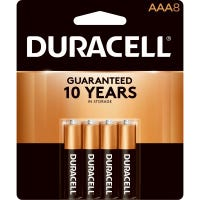 Alkaline Batteries, AAA, 8-Pk.