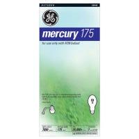 175-Watt Clear Mercury Vapor Light Bulb