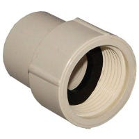 CPVC Female Pipe Thread Adapter, 0.75-In.