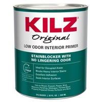 Odorless Primer/Sealer,  Oil Based, Qt.