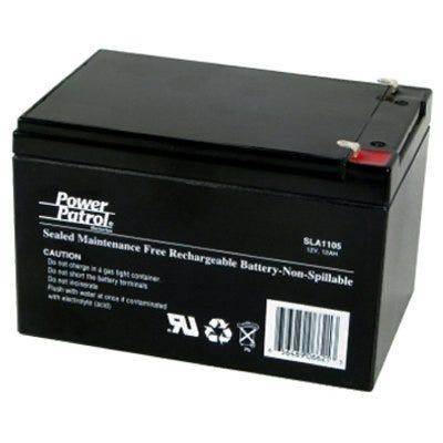 Sealed Lead Acid Battery, 12-Volt, 12-Amp