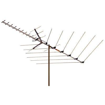 Television Antenna, 36-Element, Universal, Outdoor, 110-Boom