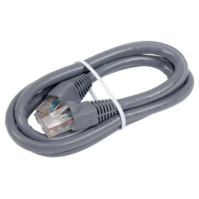 Cat6 Network Cable, 250Mhz, Gray, 3-Ft.