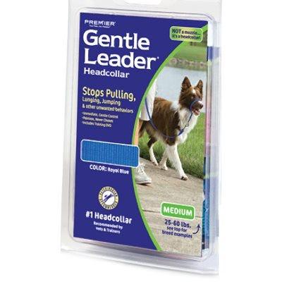 Gentle Leader Pet Head Collar, Black, Medium