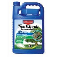 BioAdvanced Tree & Shrub Protect & Feed, 1-Gallon